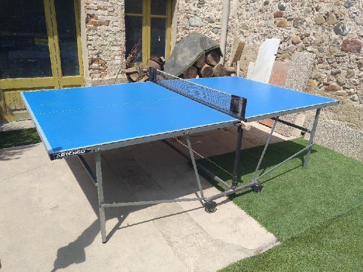 Mesa de ping pong artengo 714 o (outdoor)