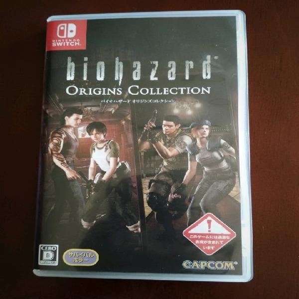Nintendo Switch - Resident Evil 0