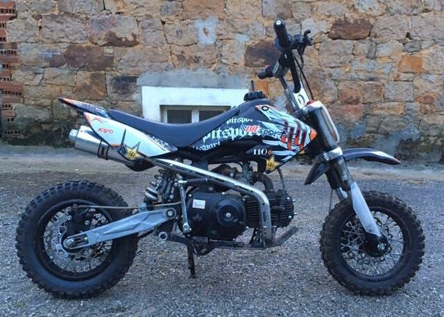 Pit bike 110cc (pitsport)