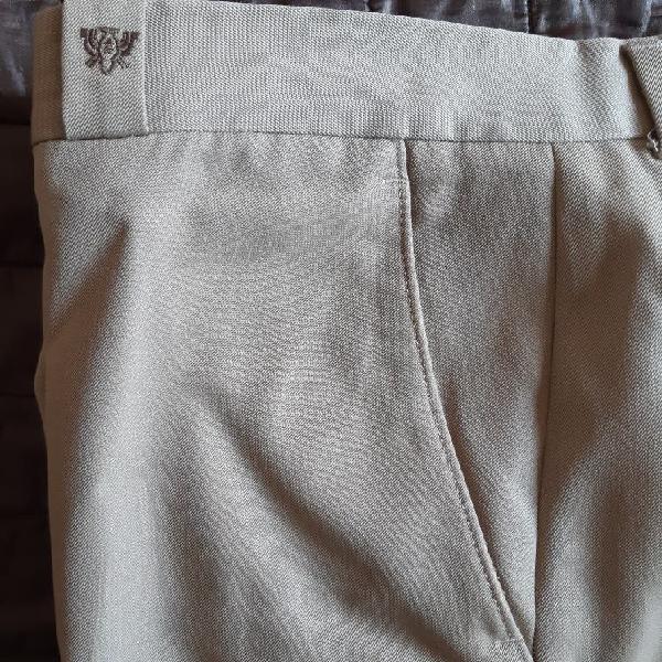 Pantalones caramelo chico