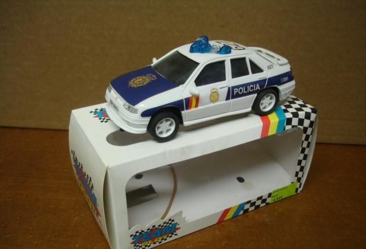 Team slot seat toledo policia ref 10204 nuevo con su caja