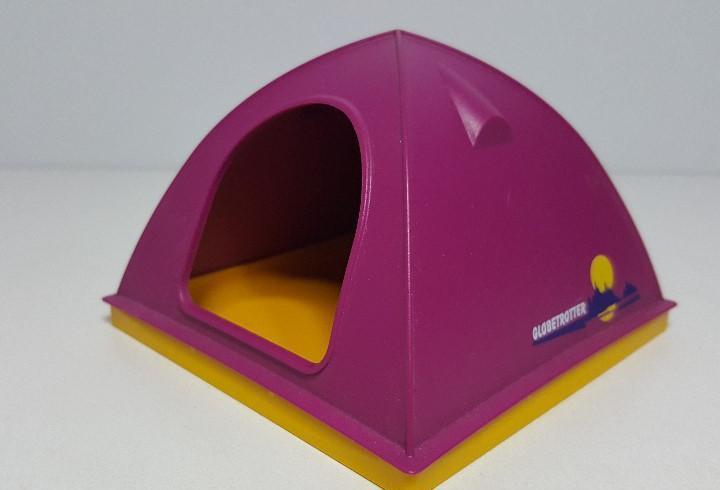 Tienda campaña playmobil camping acampada area recreativa