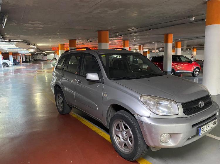Toyota rav 4 1.8 vvti 2004