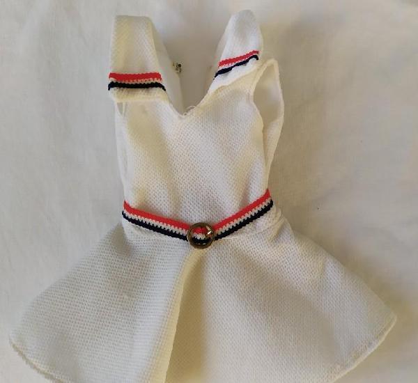 Vestido muñeca nancy - vestido tenis original años 70