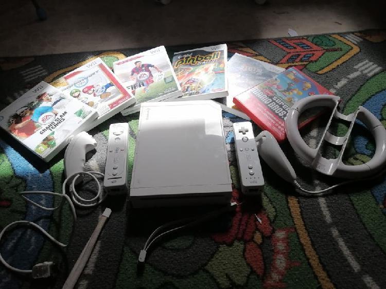 Wii y juegos