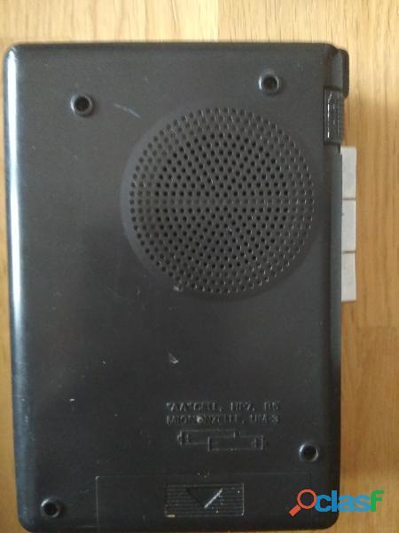 Grabadora cassette SANYO 2