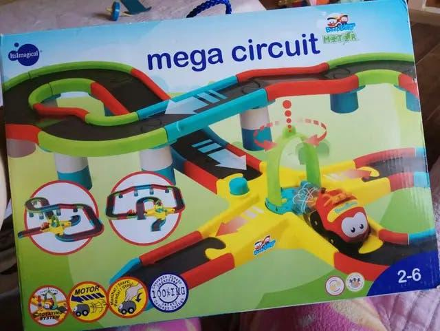 Imaginarium circuito coches beep beep