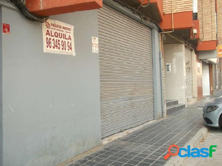 Alquiler local comercial - benicalap, valencia [253777]