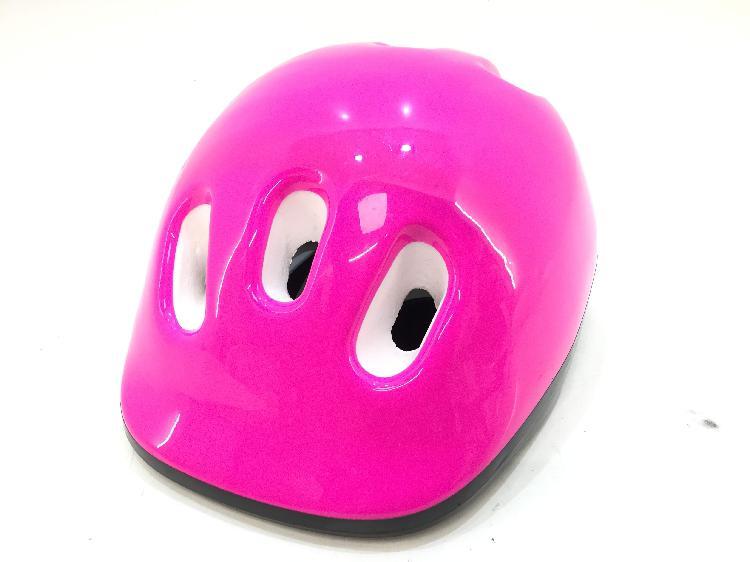 10 % casco ciclismo otros casco pvc rosa