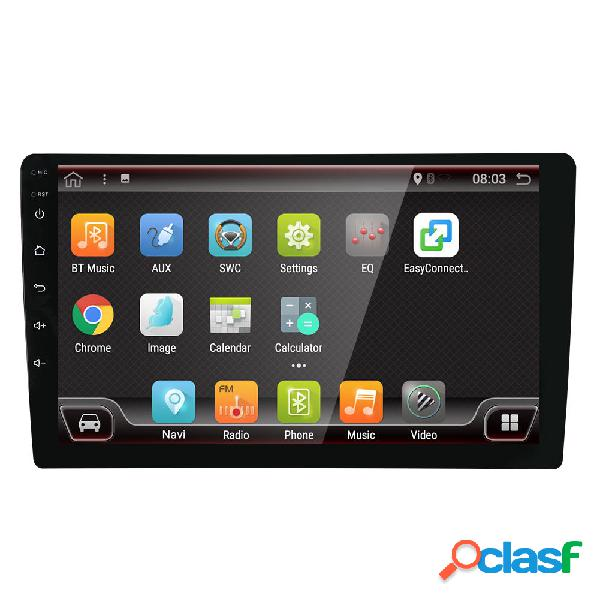 Yuehoo 10.1 inch 2 din para android 9.0 coche stereo 8 core 4 + 32g mp5 player 4g wifi bluetooth fm am rds radio gps