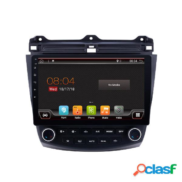 Yuehoo 10.1 inch 2 din para android 9.0 coche estéreo 4 + 32g cuatro nucleos reproductor mp5 gps wifi 4g am rds radio pa