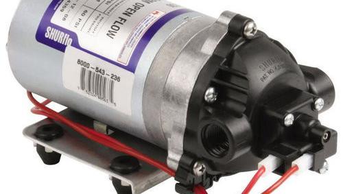 Bomba de presión de agua shurflo 8000 543 238 12v