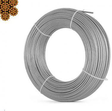 Cables de acero inoxidable aisi316 7x19