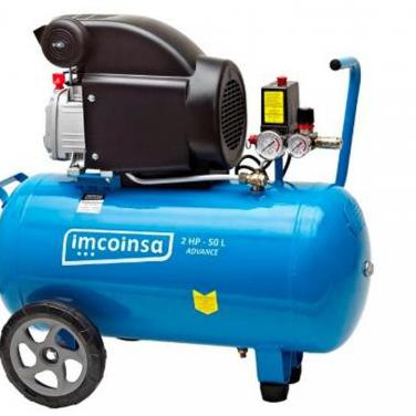 Compresor de aire imcoinsa 0459e advance 2hp