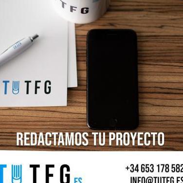 Contacta con profesionales para tu tfg