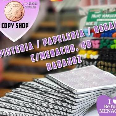 Copisteria low cost / fotocopias baratas