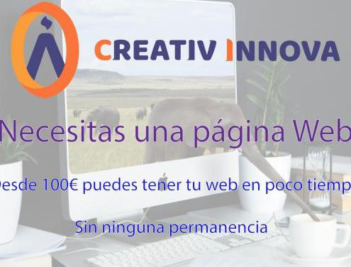 Diseño página web 100