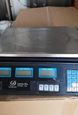 Peso industrial hasta 40kg