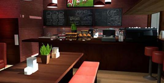 Ref 781bar restaurante nuevos ministerios