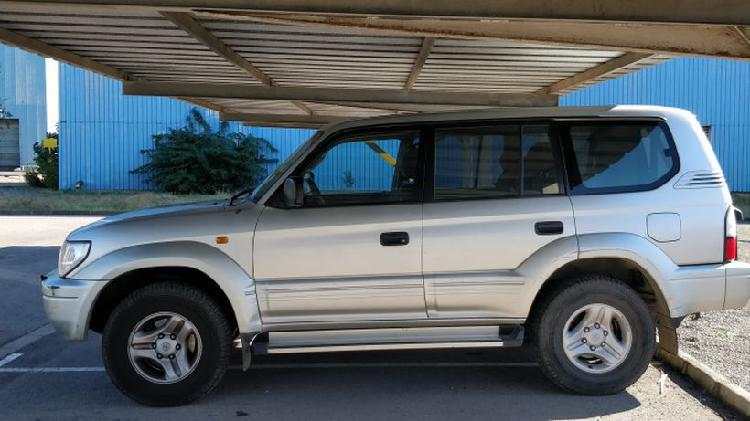 Toyota land cruiser diesel de 5 puertas