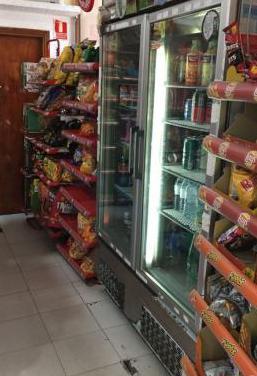 Tienda de alimentacion en