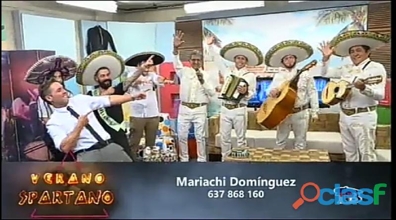 Mariachis DOMÍNGUEZ en Bilbao 637868160