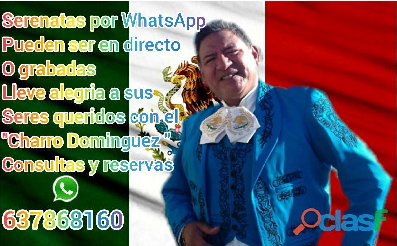 Mariachis DOMÍNGUEZ en Bilbao 637868160 1