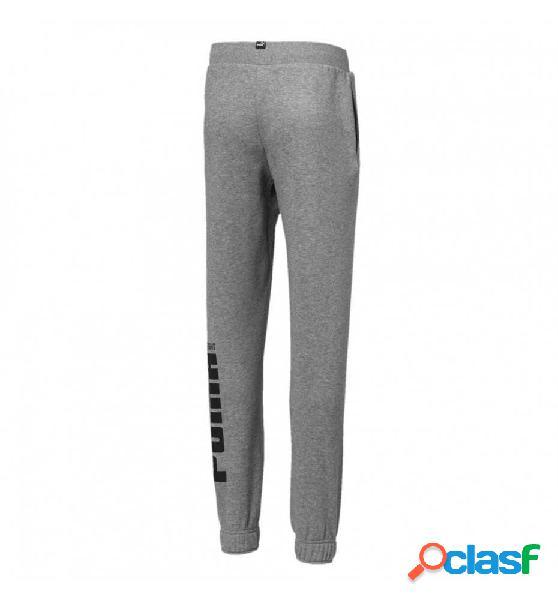 Pantalon chandal casual puma rebel bold 164 gris