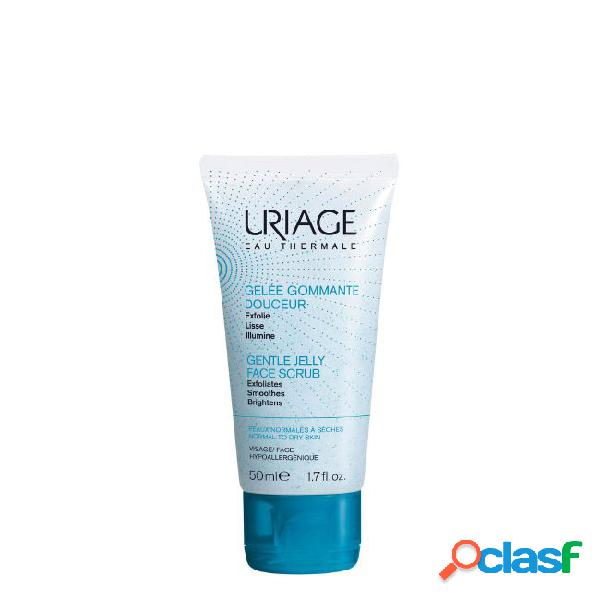 Uriage eau thermale gel exfoliante suave 50ml