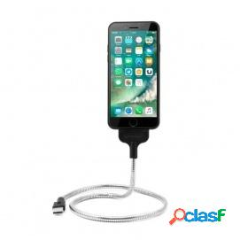 Unotec cable lightning usb armor 8 pin 0.7m