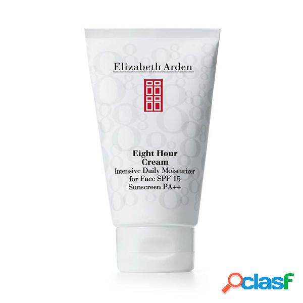 8 hour cream. elizabeth arden eight hour® cream intensive daily moisturizer for face spf 15 pa++ 50ml