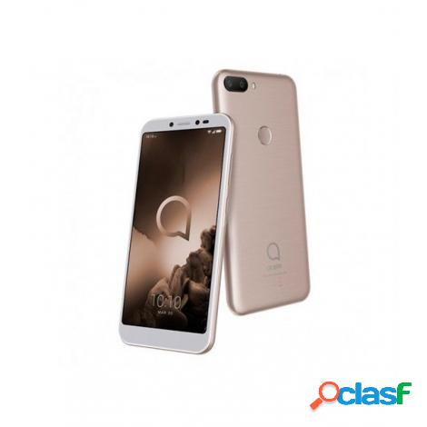"""Smartphone alcatel 1s 5.5"""" ips oc 32gb 3gb 4g android 9 gold"""