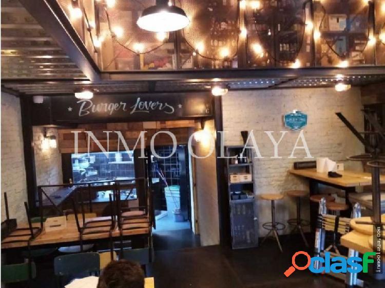 Traspaso bar restaurante c3 mixto en el borne