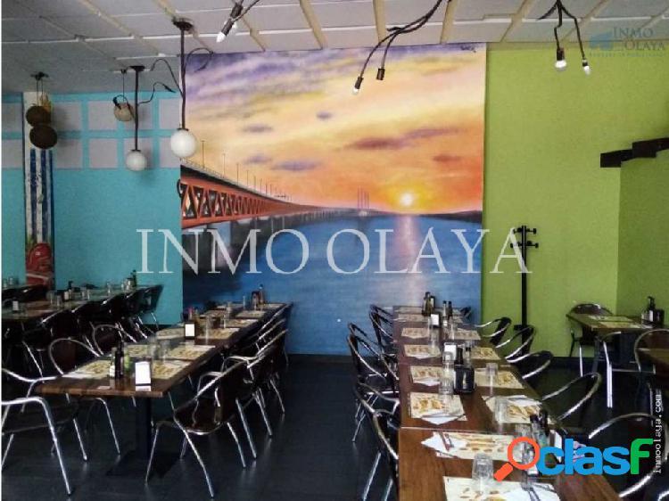 Traspaso bar restaurante c3 mixto en poblenou