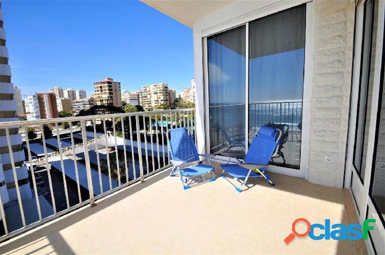 Primera linea de Playa San Juan, Avenida NIZA de Alicante 1