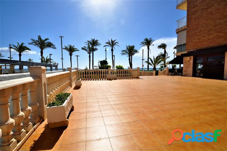 Primera linea de Playa San Juan, Avenida NIZA de Alicante 2