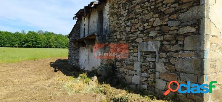 Oportunidad!!!se vende casa de piedra a 10 kms de lugo