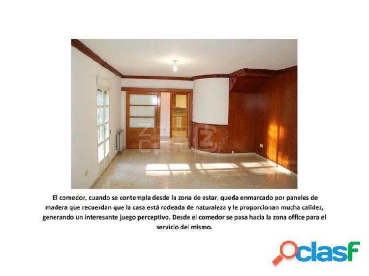 Chalet 3 habitaciones, duplex venta godella