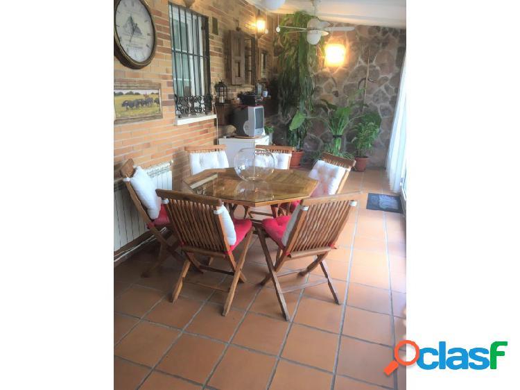 SAN AGUSTIN DE GUADALIX - Chalet con piscina privada 1
