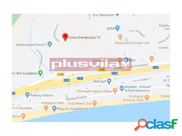 Solar urbano en venta les botigues de sitges, sitges, barcelona