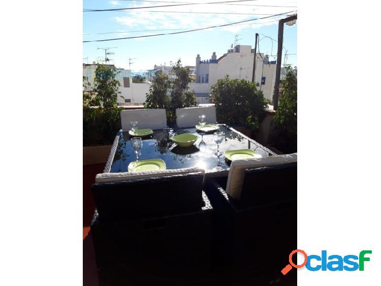Playa de Sitges San Sebastián, apartamento de 3 dormitorios con licencia turística 1