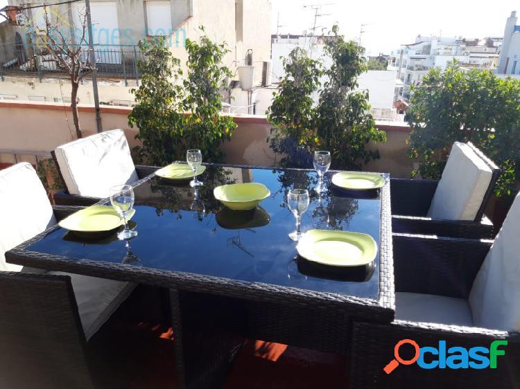 Playa de Sitges San Sebastián, apartamento de 3 dormitorios con licencia turística 3