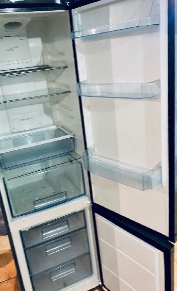 Combi no frost electrolux inox