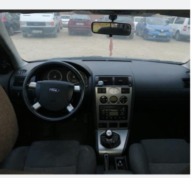 Despiece ford mondeo