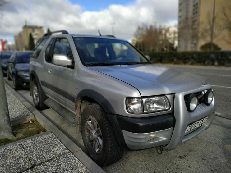 Opel frontera 2003 rs sport descapotable