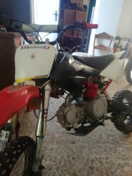 Pit bike rebel master 125cc crf 70