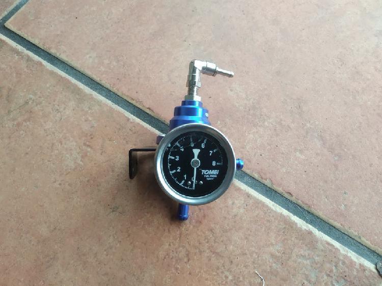 Regulador presion gasolina