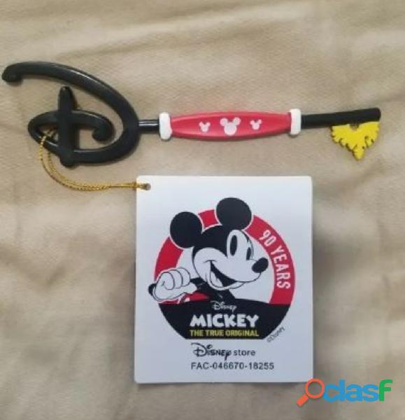 Compro llave mickey 90° aniversario