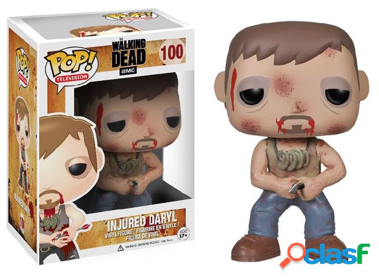 Figura funko pop daryl - the walking dead