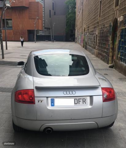 Audi tt tt coupe 1.8 (180cv) de 2005 con 119.000 km por